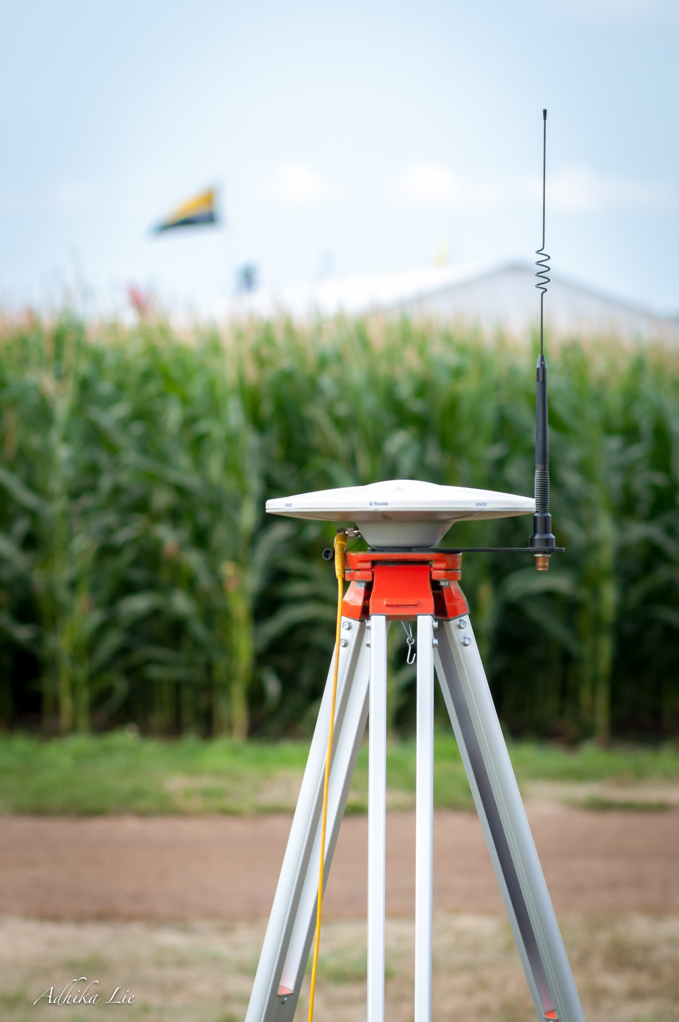 RTK-Capable Trimble Receiver